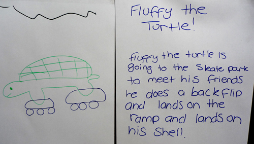 Fluffly-the-Turtle