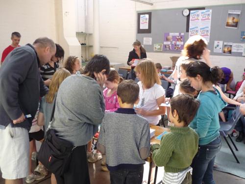 kids-creating-books